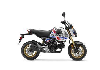 Motor Imut Honda Grom 2022 Meluncur, Desainnya Anak Muda Banget