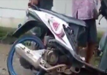 Kocak Video Honda BeAT Keluarin Suara Mirip Mesin Rumput, Netizen: BeAT Rasa Genset