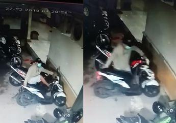 Akhirnya Biang Kerok Honda BeAT Incaran Maling Motor Dibongkar Polisi