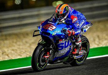 Alex Rins Puas Selama Tes Pramusim MotoGP Qatar, Ini Penyebabnya Bro