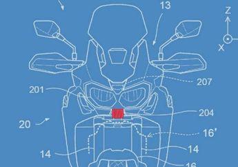 Makin Canggih, Honda Bakal Lengkapi Motor Africa Twin Dengan Radar