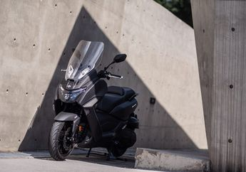 Saingan Yamaha XMAX Resmi Meluncur, Fitur Komplit Harga Bikin Melongo