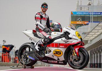 Test Rider Yamaha Pakai Livery Beda Dari Tim Yamaha MotoGP, Ada Apa Nih?