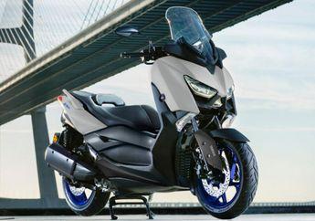 Motor Baru Yamaha XMAX 2021 Meluncur, Punya Warna Dan Mesin Baru!