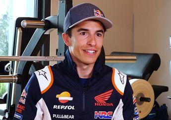 Masuk Daftar Pembalap MotoGP Qatar 2021, Marc Marquez Siap Ngegas?
