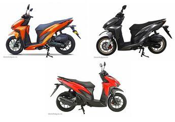 Wow Motor Baru Honda Vario KW Dijual di bawah BeAT Hanya Rp 15 Jutaan