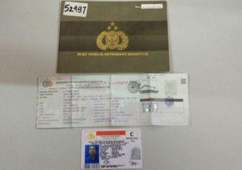 Gak Perlu Antri Urus SIM STNK dan BPKB Diantar ke Rumah Loh