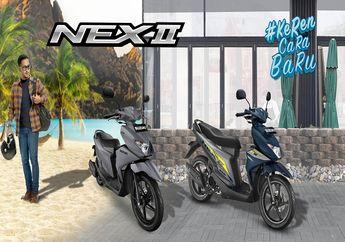 Segini Harga Motor Matic Baru Suzuki, Lebih Murah dari Honda BeAT?