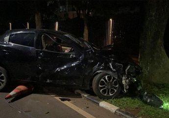 Menyetir Sambil Mabuk, Mahasiswa Tabrak Anggota TNI Sampai Tewas