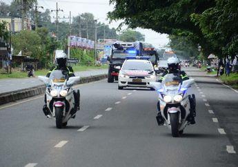 Simak Bro, Hanya Polisi yang Boleh Lakukan Pengawalan Kendaraan