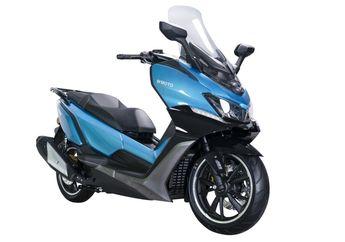 Pesaing Yamaha XMAX 250 Meluncur di Malaysia, Harga Rp 50 Jutaan