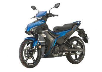Motor Saudara Yamaha MX King Meluncur, Pakai Mesin R15 Harganya Segini