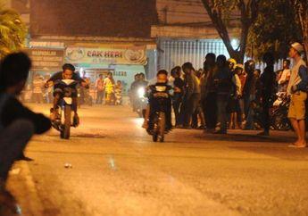 Balapan Liar Mendadak Bubar Dengar Sirene, Ternyata Bukan Polisi yang Datang