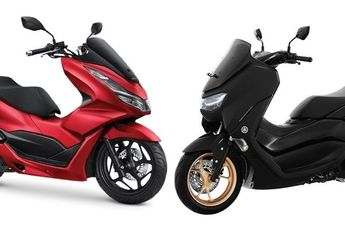 Segini Harga Yamaha NMAX dan Motor Matic Baru Lainnya, Mana yang Termurah?