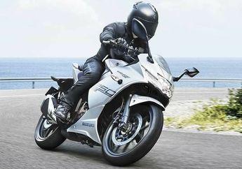 Foto Lengkap Motor Suzuki Sport 250 Cc Baru, Bukan Lawan CBR dan Ninja