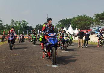 Balap Road Race Subang ICP 2021, Ajang Silaturahmi Para Mantan Pembalap