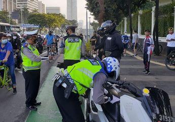 Polisi Gelar Razia Knalpot Bising Wajib Bawa Alat Ukur, Ini Aturannya