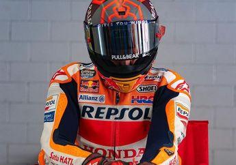 Marc Marquez Ngaku Lengannya Memar Dan Sakit Usai MotoGP Portugal 2021