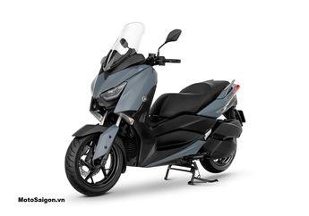 Wow, Skutik Gambot Kembaran Yamaha XMAX 250 Dapat Warna Baru di Thailand