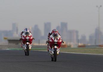 Hasil FP1 Moto3 2021 MotoGP Doha, Pembalap Indonesia Andi Gilang Masuk 5 Besar!