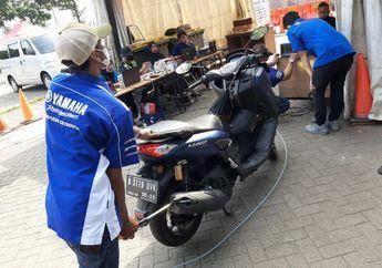 Lokasi Uji Emisi Motor Jakarta, Ada di Bengkel Yamaha dan Honda