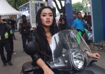 Penyanyi Dangdut Cita Citata Dipanggil KPK, Ternyata Pernah Konvoi Motor Naik Vespa GTS 150