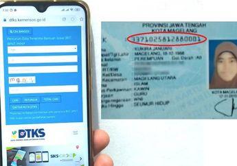Cek Nomor KTP dari HP Bantuan Pemerintah Rp 300 Dibagikan Akhir Maret Ini Untuk 10 Juta Penerima