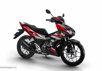 Bisa Langka Motor Baru Honda Bebek 150 cc Dijual Terbatas Dilengkapi Rem ABS Cepet Beli