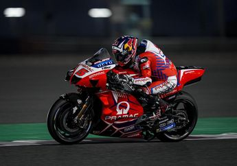 Hasil FP4 MotoGP Doha 2021, Johann Zarco Paling Kenceng!