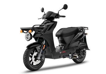 Motor Matic Baru Pesaing Honda Vario 125 NIh, Cocok Untuk Kurir Paket