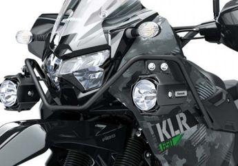 Motor Baru Kawasaki Rilis, Mesin 650 cc Plus Bergaya Adventure