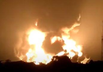 Suplai BBM Langka Efek Kilang Minyak Balongan Terbakar?