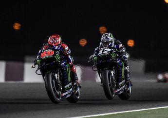 Quartararo Ungkap Masalah Sama Dengan Rossi Di MotoGP Qatar 2021