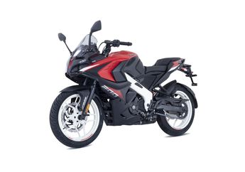 Wuih, Motor Sport Baru 2021 Meluncur, Mesin 200cc, Cocok Lawan Honda CBR150R
