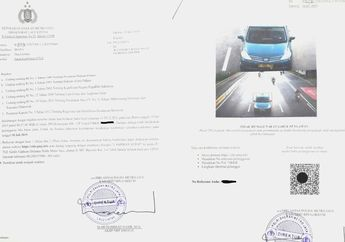Lupa Blokir STNK Motor, Jangan Kaget Surat Tilang Nyampe Ke Rumah