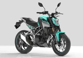 Pakai Mesin 321 cc 2 Silinder, Motor Baru Ini Siap Lawan Yamaha MT-25