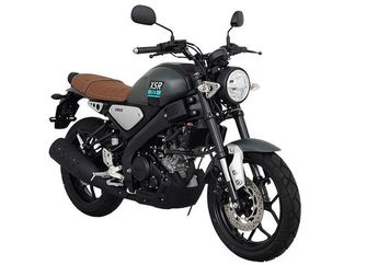 Yamaha Rilis XSR 155 2021, Punya Warna Lebih Keren Segini Harganya