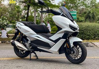 Skutik Gambot Saingan Yamaha XMAX Meluncur, Mesin Lebih Besar, Harga Lebih Murah