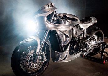 Nagabanda, Modifikasi Harley-Davidson Street 500 Cafe Racer Aluminium