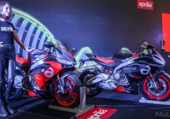 Motor Sport Baru Aprilia RS660 2021 Meluncur di Asia, Harga Setara 6 Yamaha NMAX