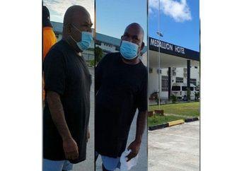 Naik Ojek, Gubernur Papua Lukas Enembe Lewat Jalur Ilegal ke Papua Nugini