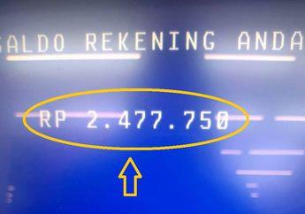 Jangan Bingung Saldo ATM Bertambah Bantuan Pemerintah Diberikan Kepada 10 Juta Orang April Ini
