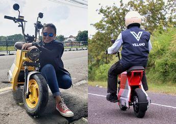 Nambah Lagi Motor Listrik Buatan Indonesia, Bisa Masuk Bagasi Mobil
