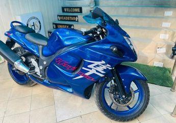 Menipu, Tampang Suzuki Hayabusa Padahal Aslinya Motor Sport Ini Bro