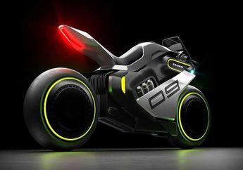 Konsep Motor Listrik  Apex H2, Pakai Tenaga Listrik dan Hidrogen!
