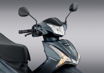 Lebih Murah dari Honda Scoopy, Kembaran Supra X 125 Tampil dengan Warna Baru