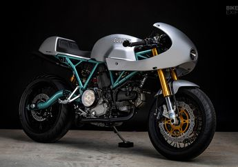 Modifikasi Ducati Paul Smart 1000 LE, Perkuat Aura Cafe Racer Modern