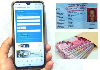 Input Nomor KTP dari HP Bantuan Pemerintah Rp 300 Ribu Cair Bulan Ini untuk 10 Juta Orang