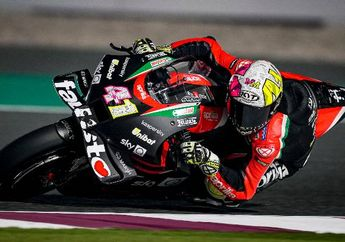 Nah Lo, Pembalap MotoGP Ini Yakin Datangnya Dovizioso Gak Banyak Bantu Aprilia