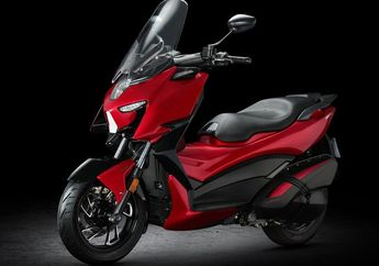 Skutik Gambot Baru, Mesin Lebih Kencang, Yamaha XMAX dan Honda Forza 250 Bakal Ketar-Ketir
